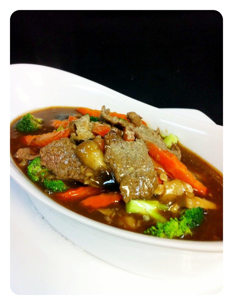 Lard Na (Thai Gravy Noodles)