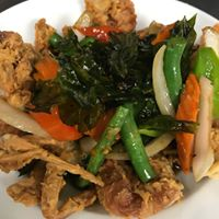 My Thai Soft Shell Crabs