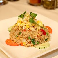 Crab Meat Fried Rice - dinner