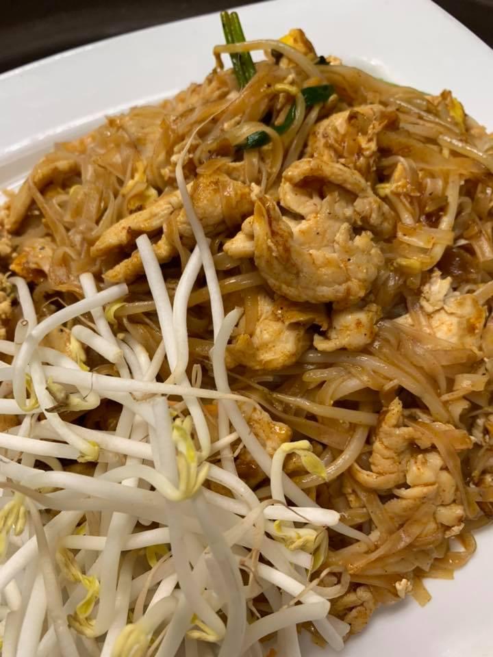 Pad Thai - dinner